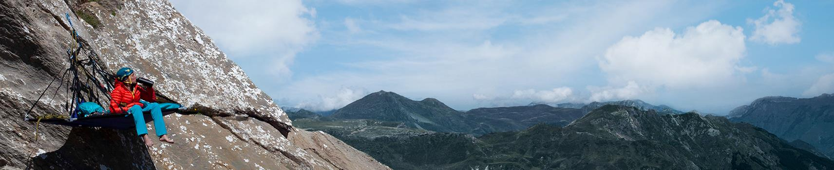 Equipamiento de montaña